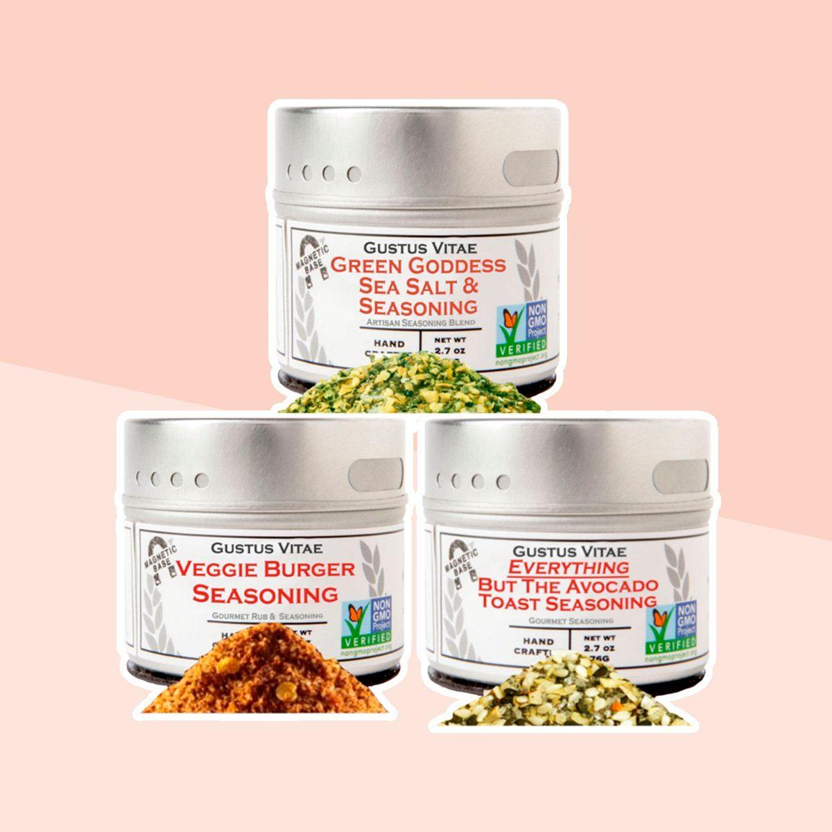 Veggie Lovers Seasonings (Set of 3)