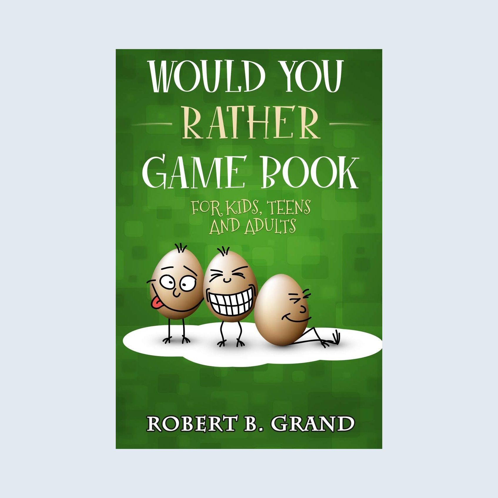 would you rather book