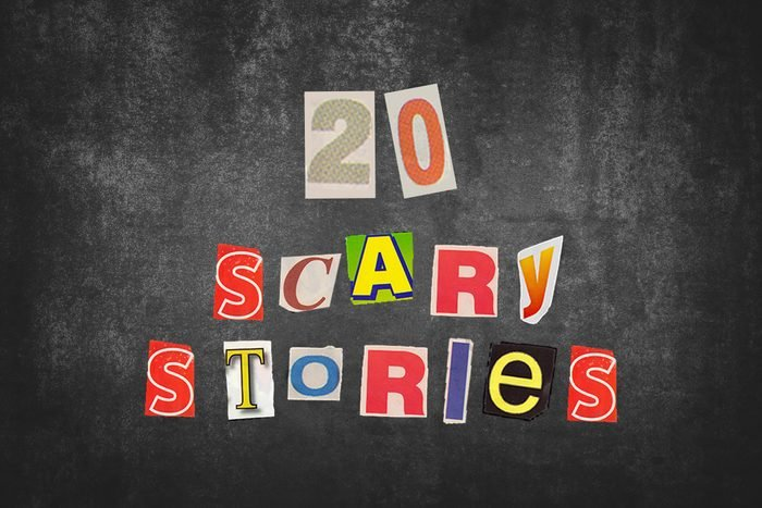 20 Scary Stories