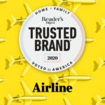 The Most Trusted Airline in America