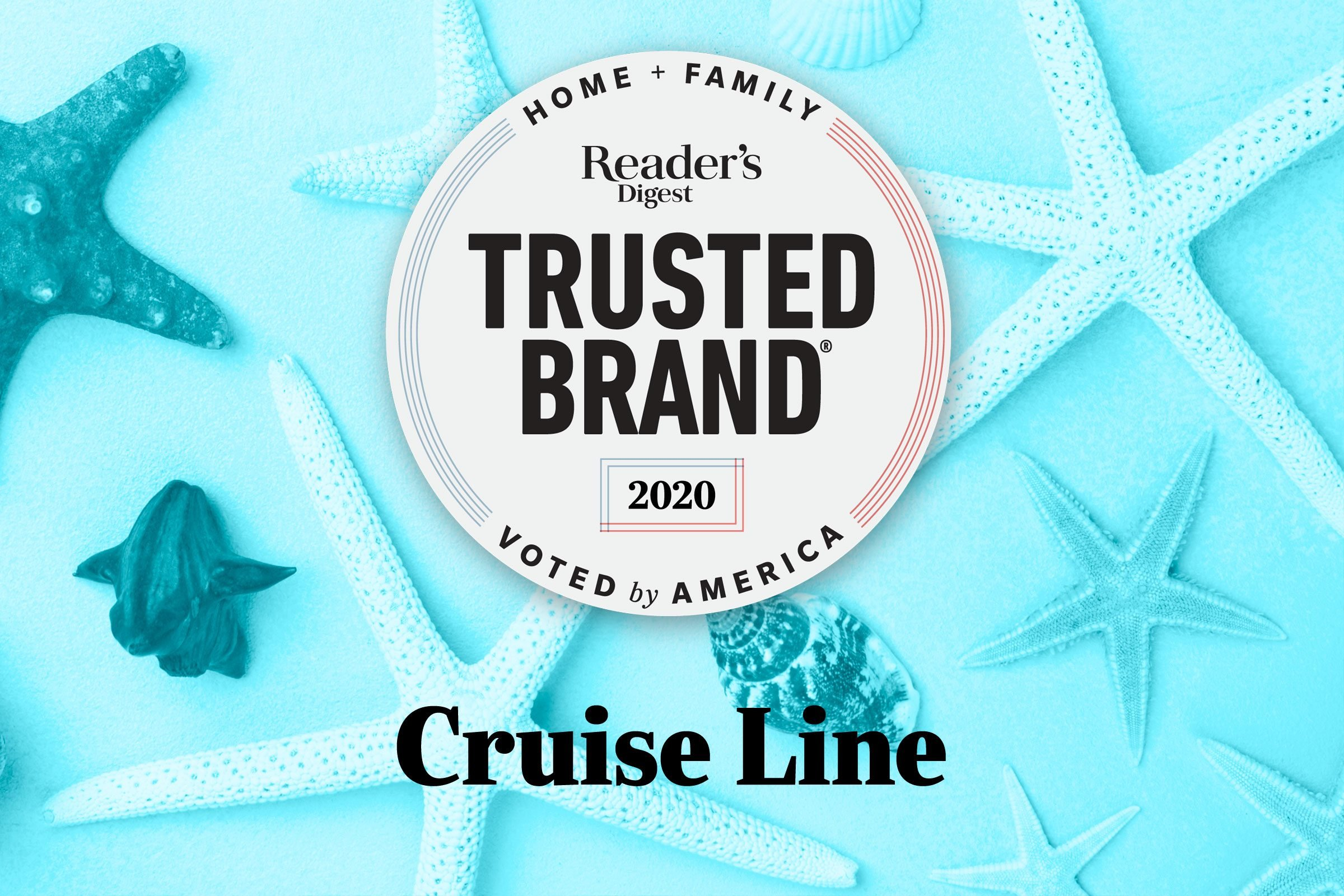 Reader's Digest Trusted Brand: Cruise Line