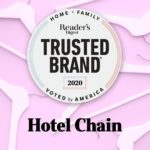 The Most Trusted Hotel Chain in America