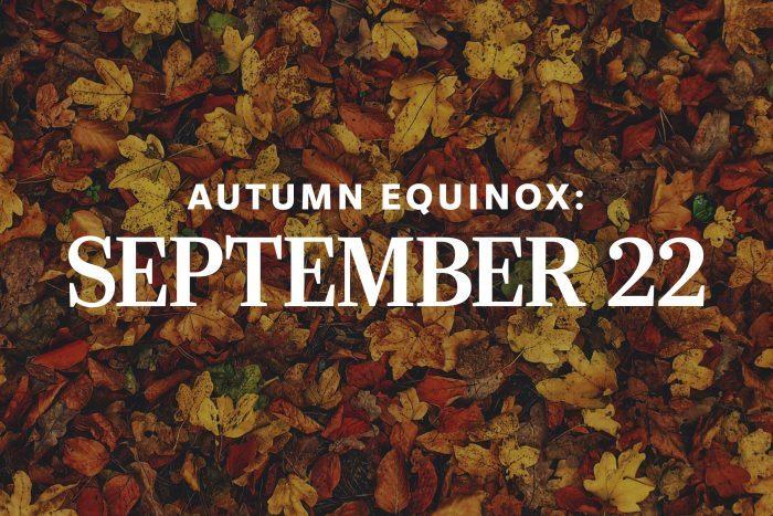 Fall equinox zodiac - 2021 Autumn Equinox