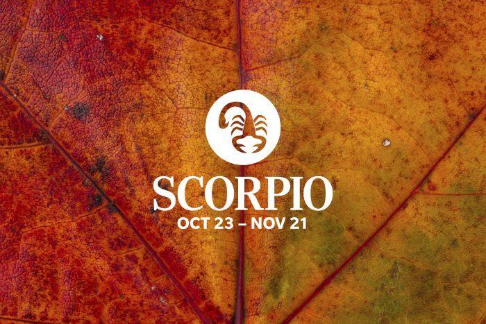 2021 Autumn Equinox Scorpio