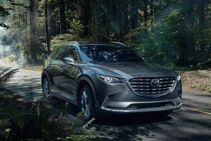 2021 Mazda Cx 9 Signature