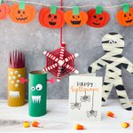 40 Easy Halloween Crafts Your Kid Will Love to Make