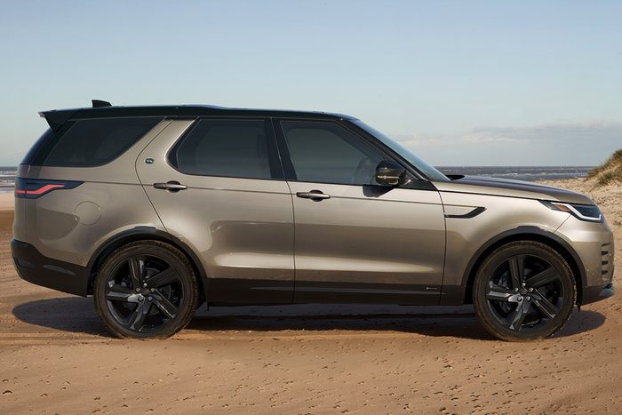 2022 Land Rover Discovery