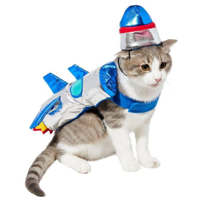 Astronaut Cat Costume