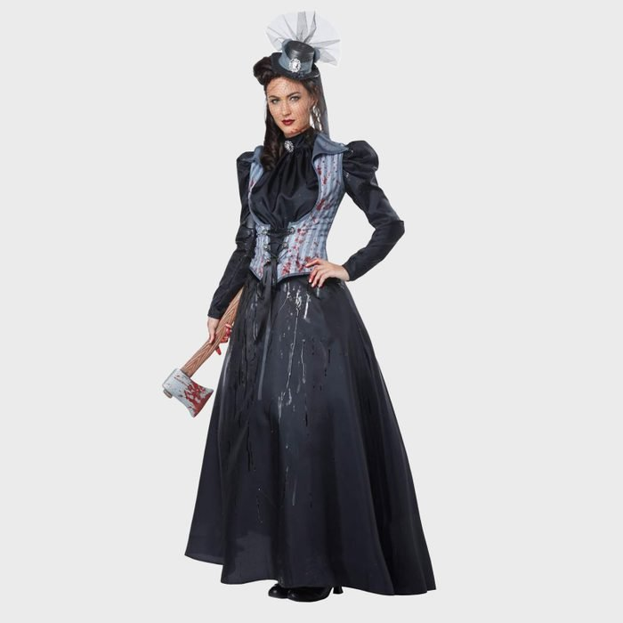 Axe Murderess Costume