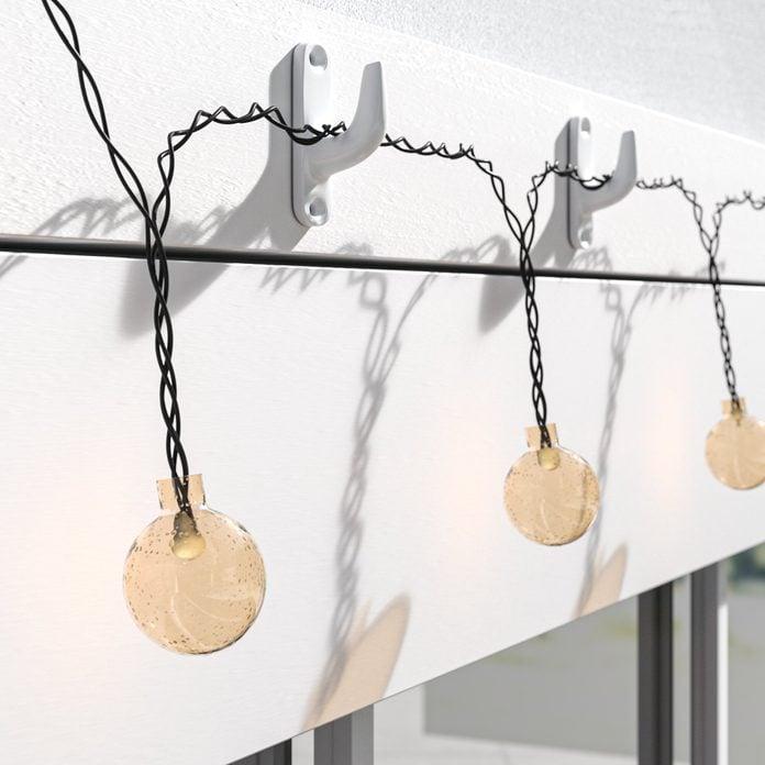 Bulb Globe String Lights from wayfair.com