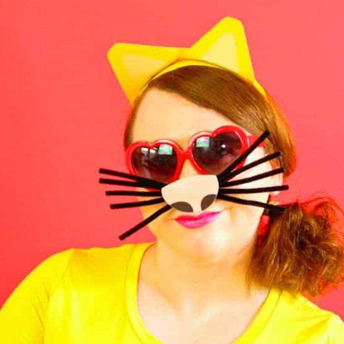Cat Emoji Halloween Costume