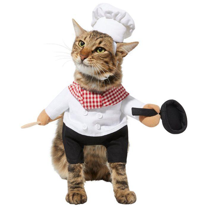 Chef Cat Costume