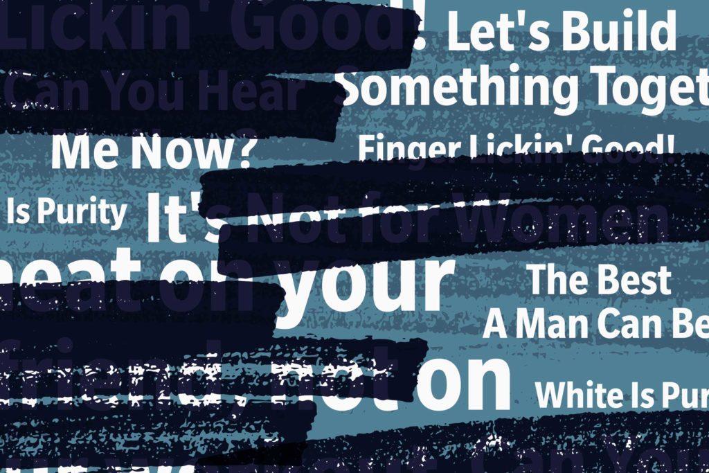 Old slogans