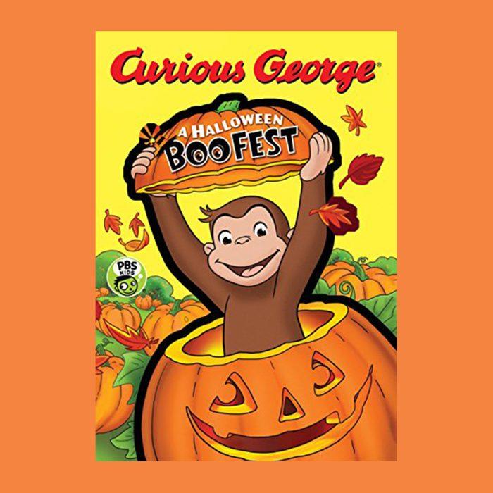 Curious George A Halloween Boo Fest (nr)