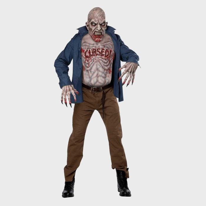 Cursed Zombie Costume