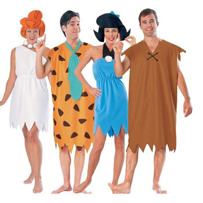 Flintstones Halloween Costume