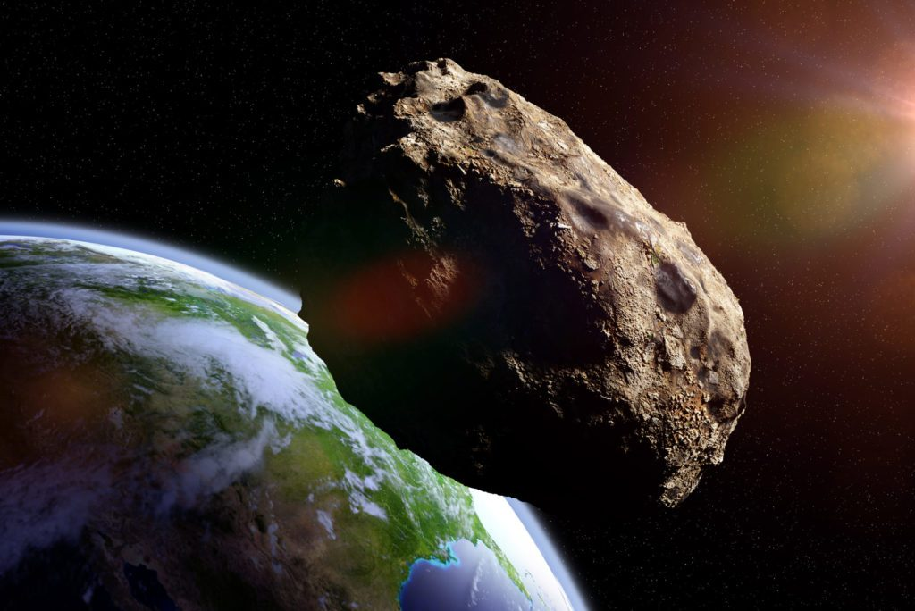 What Could Happen If an Asteroid Hits Earth