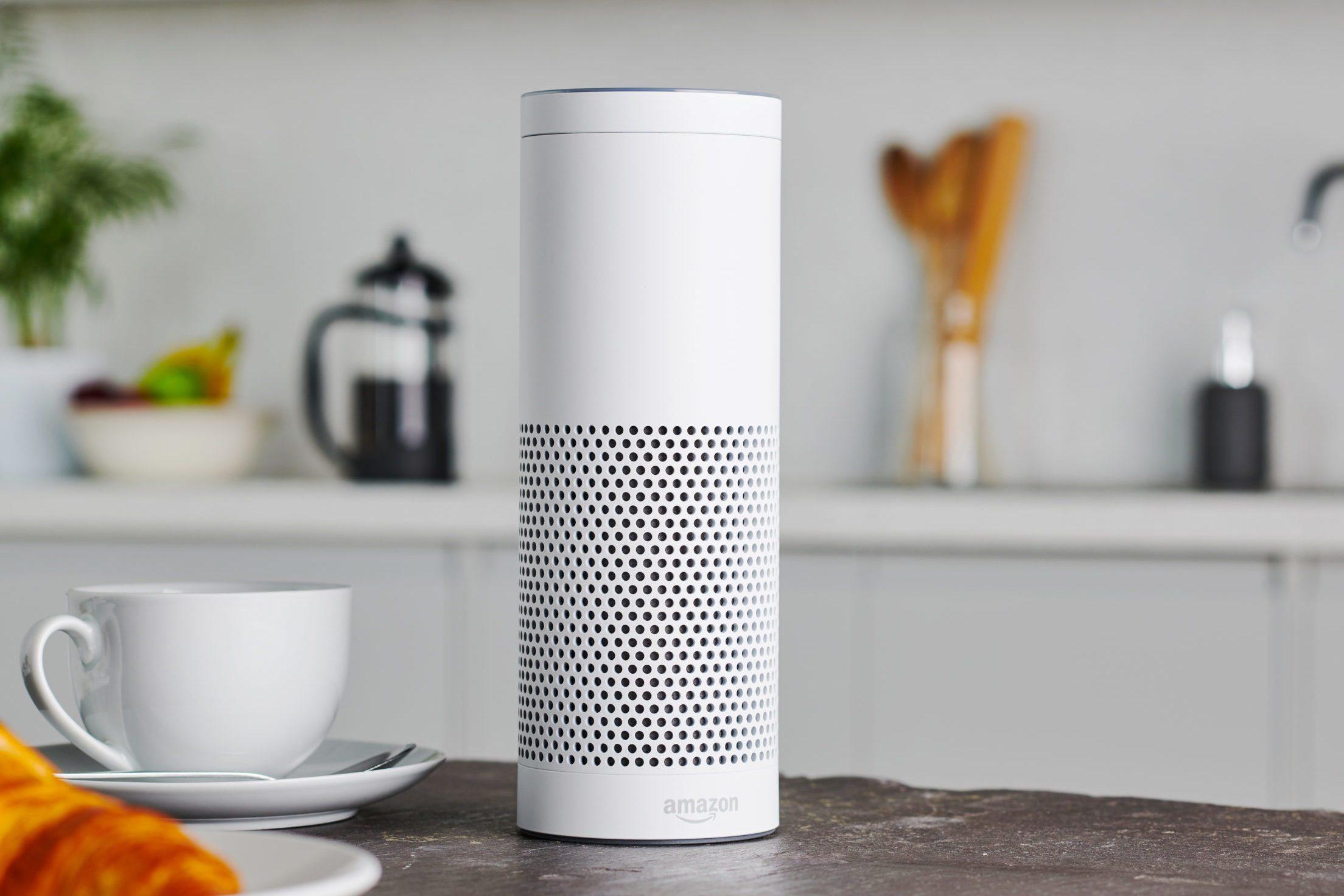Amazon Echo Plus Product Shoot