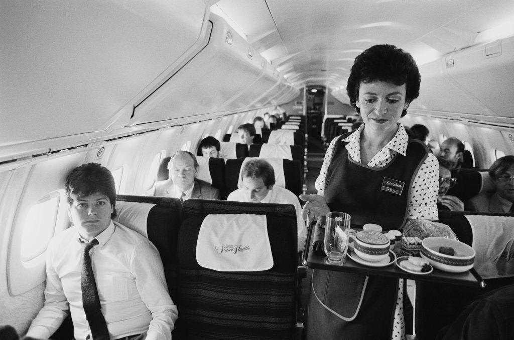 Abroad a Concorde