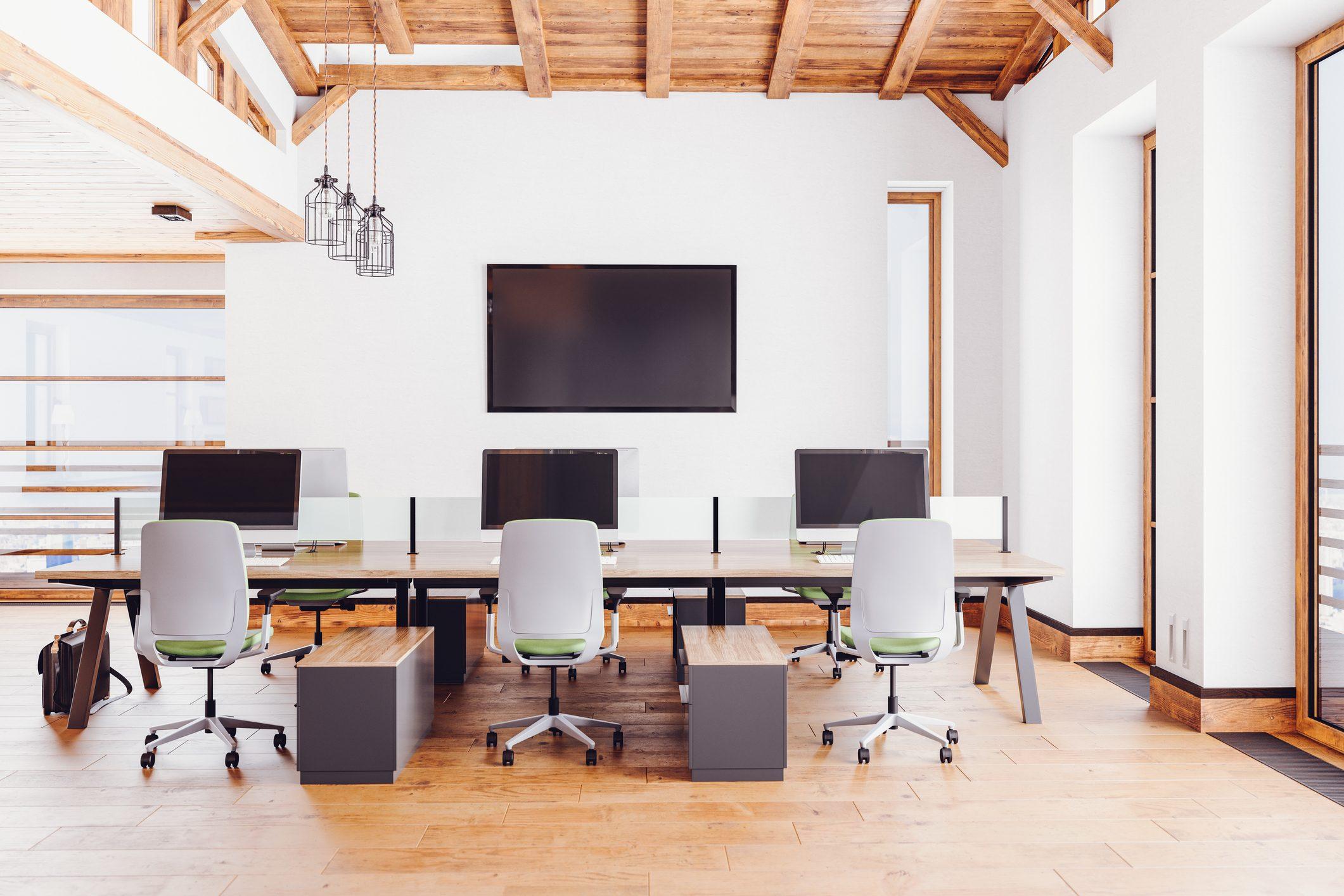 Loft Office Interior