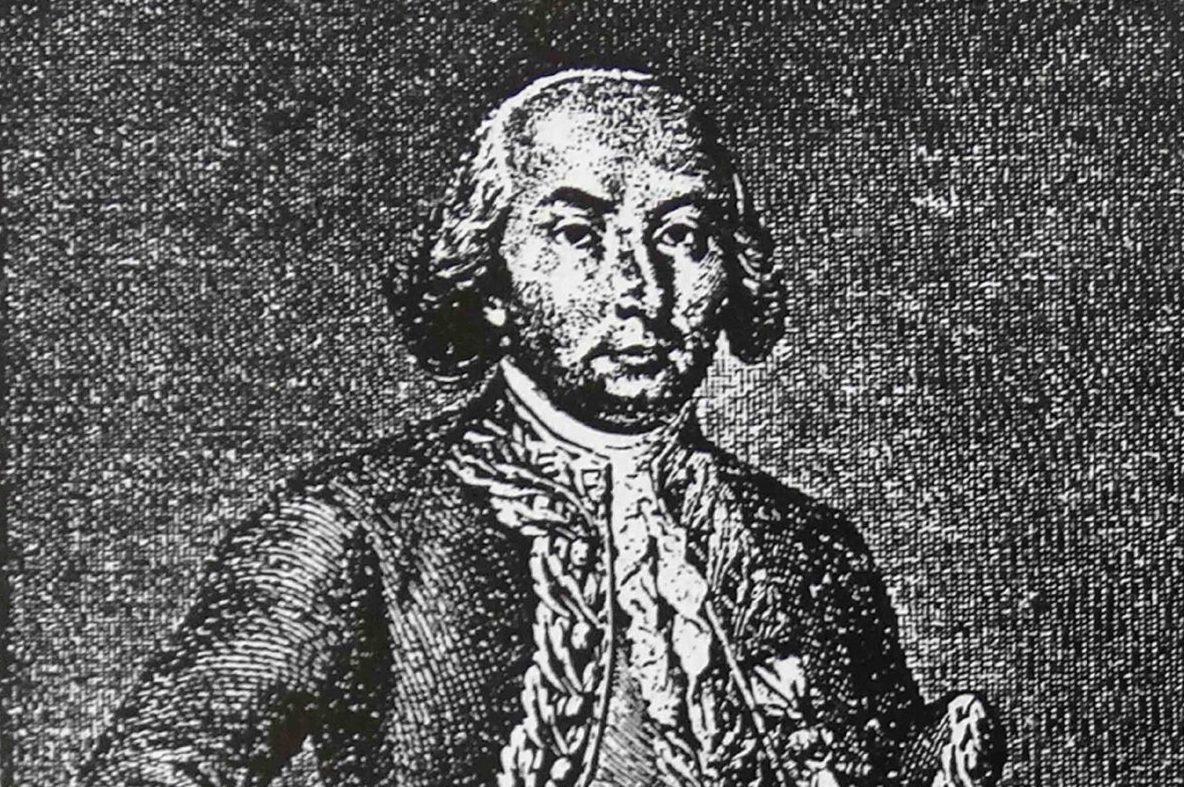 Bernardo Vicente de Galvez y Madrid.