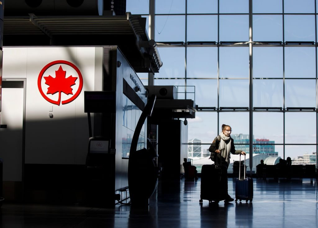 Air Canada Temporarily Lays Off 15,000 Employees As Coronavirus Takes Toll On Airline Industry