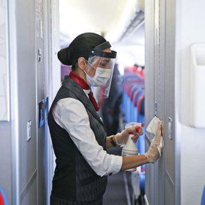 air travel changes covid19 coronavirus flight plane