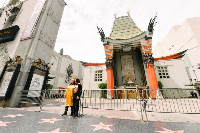 TCL Chinese Theatre Celebrates 93rd Birthday