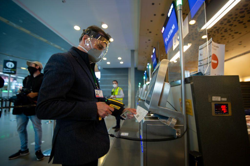 El Dorado Airport Reopening In Colombia