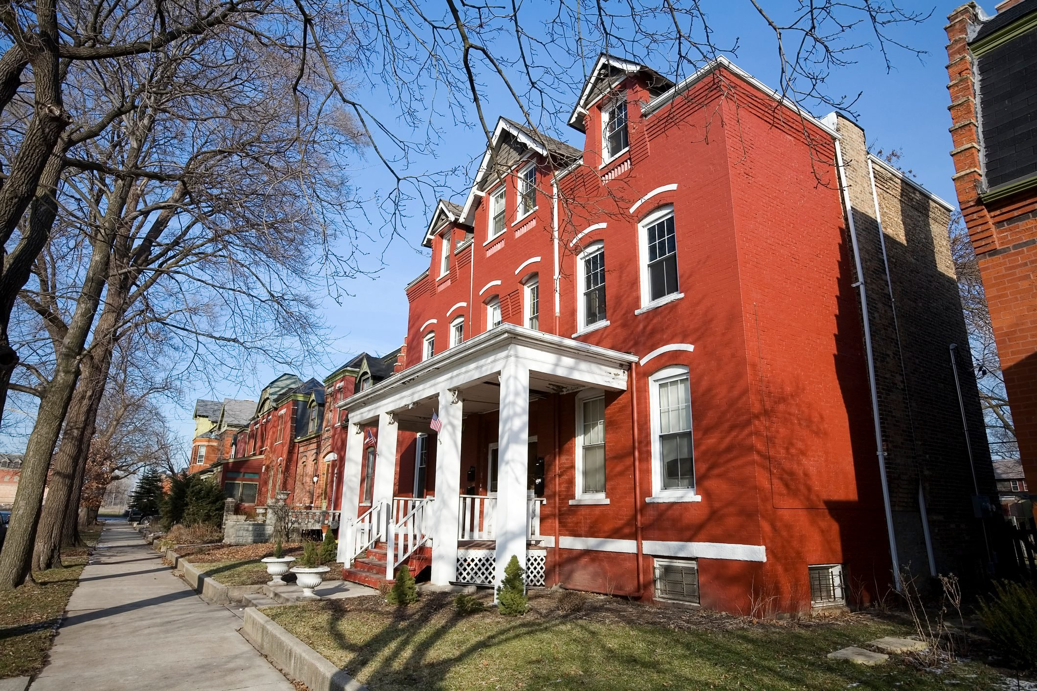 Victorian Residence in Pullman, Chicago