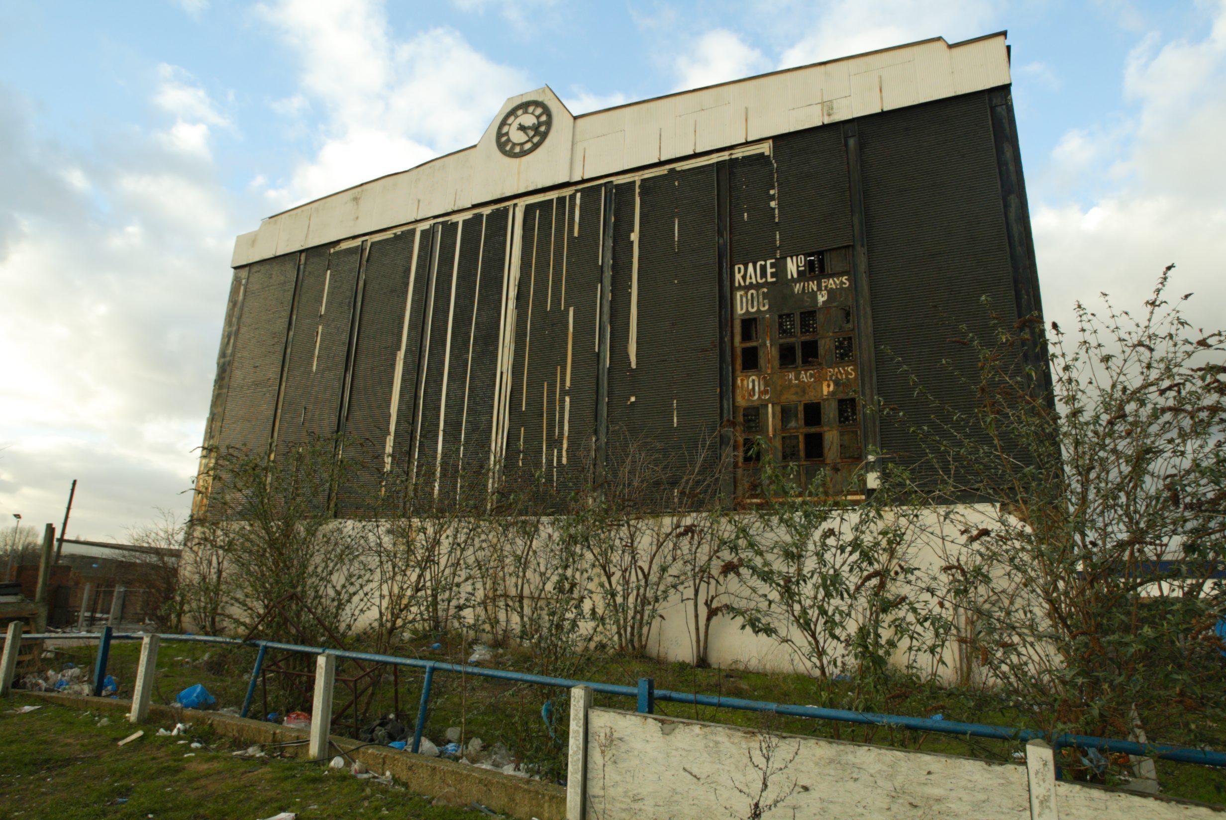 Hackney Wick Stadium