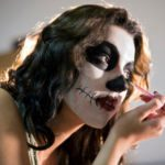 18 Easy Halloween Face Paint Ideas to Try This Year