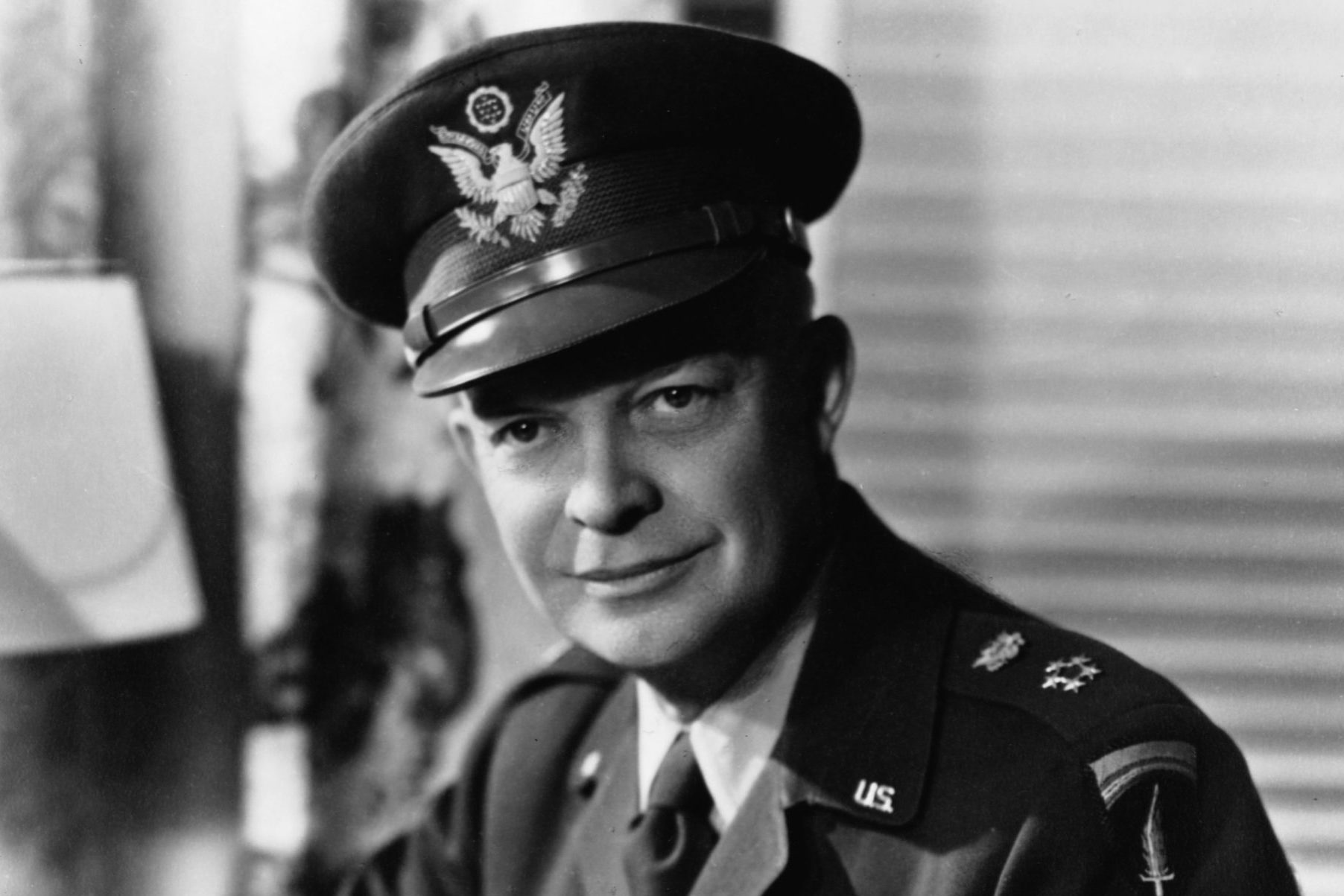Portrait of Eisenhower