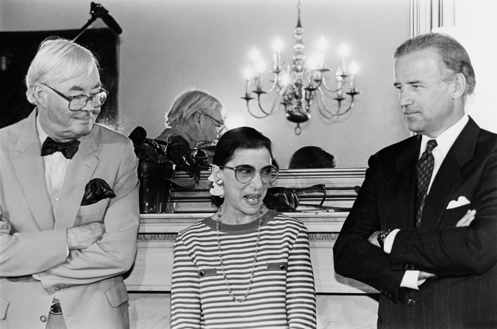 17 Rarely Seen Photos of Ruth Bader Ginsburg