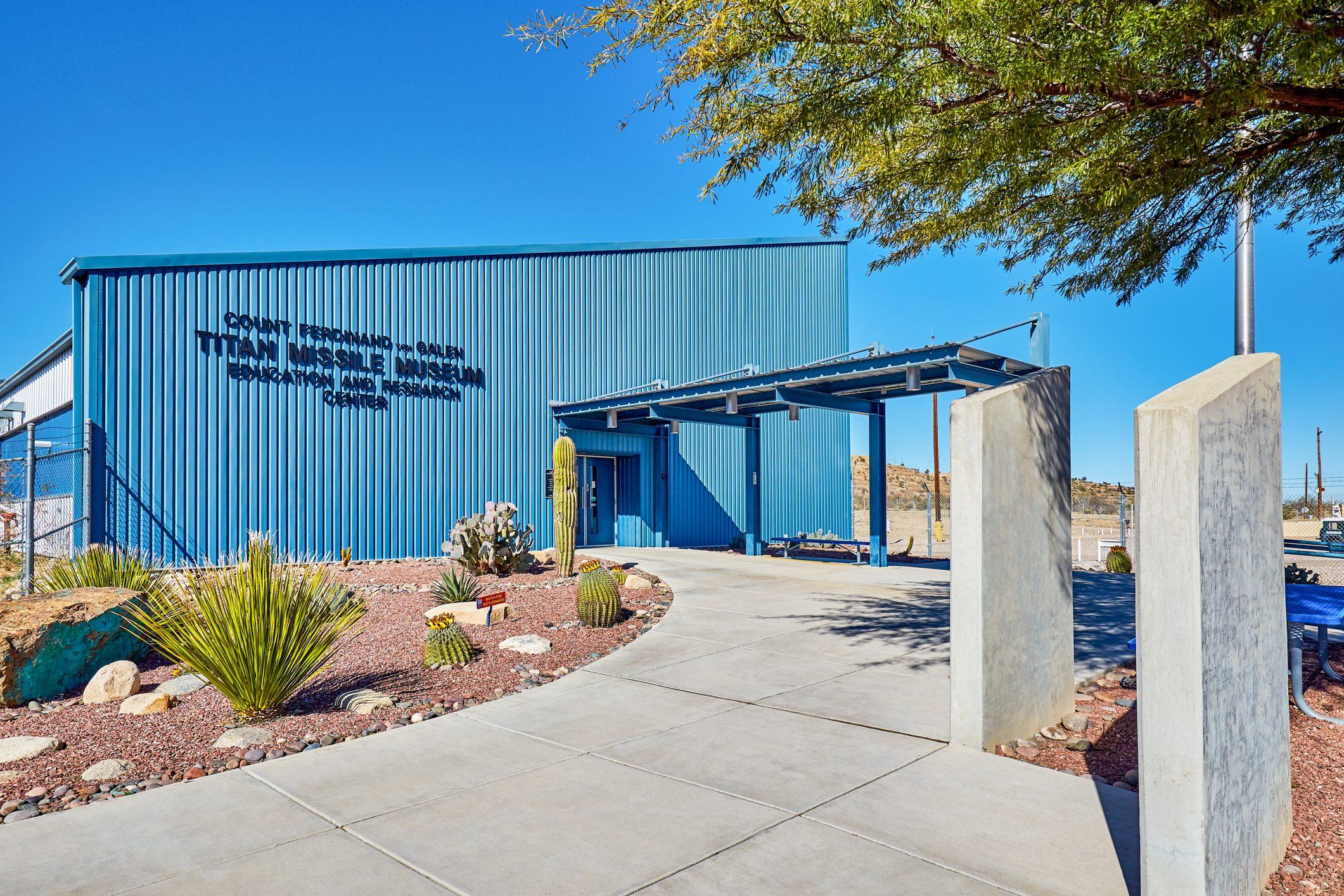 Titan Missile Museum,Arizona