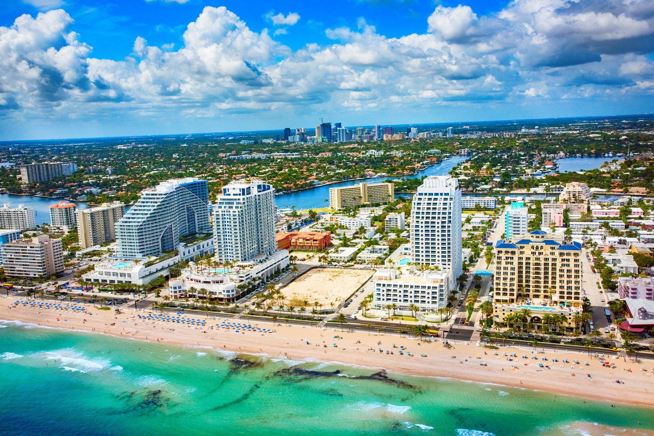 Fort Lauderdale Beachfront Hotels