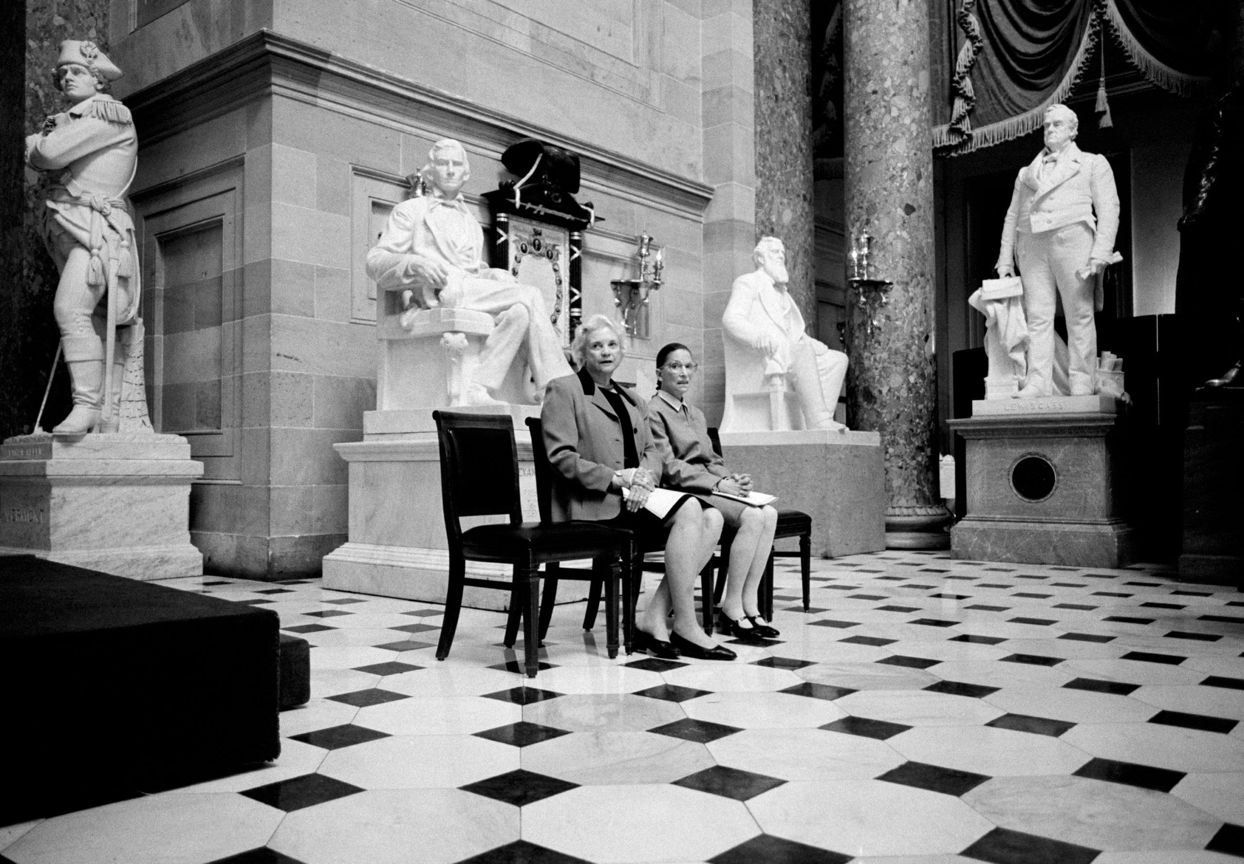 U.S. Supreme Court: Behind the Scenes