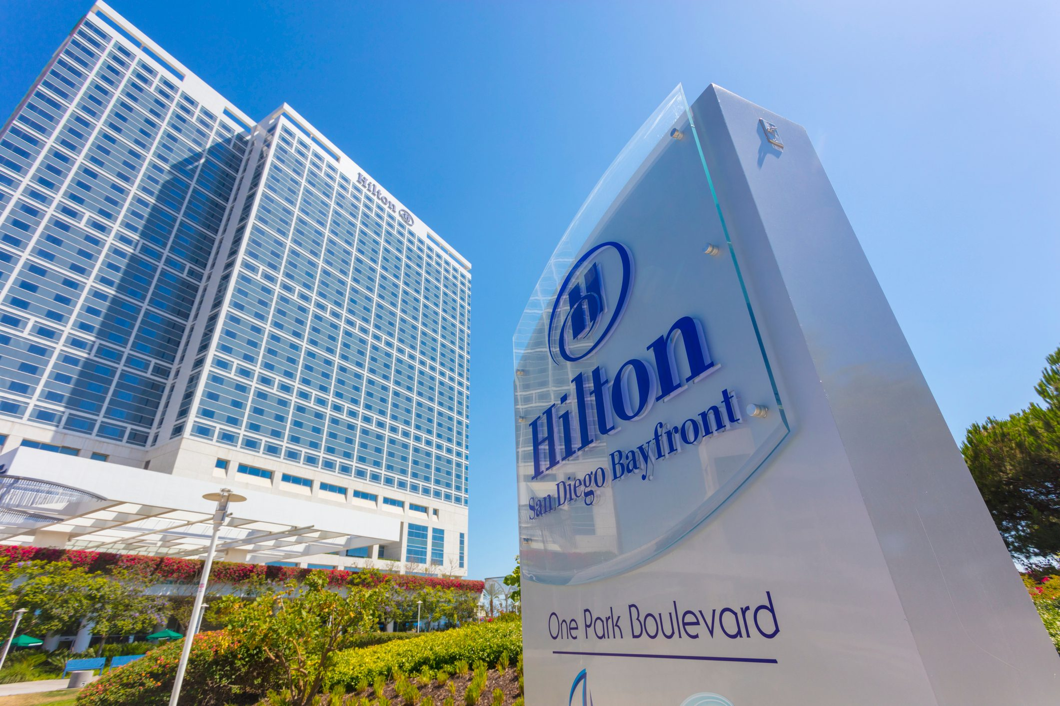 San Diego Bay Front Hilton