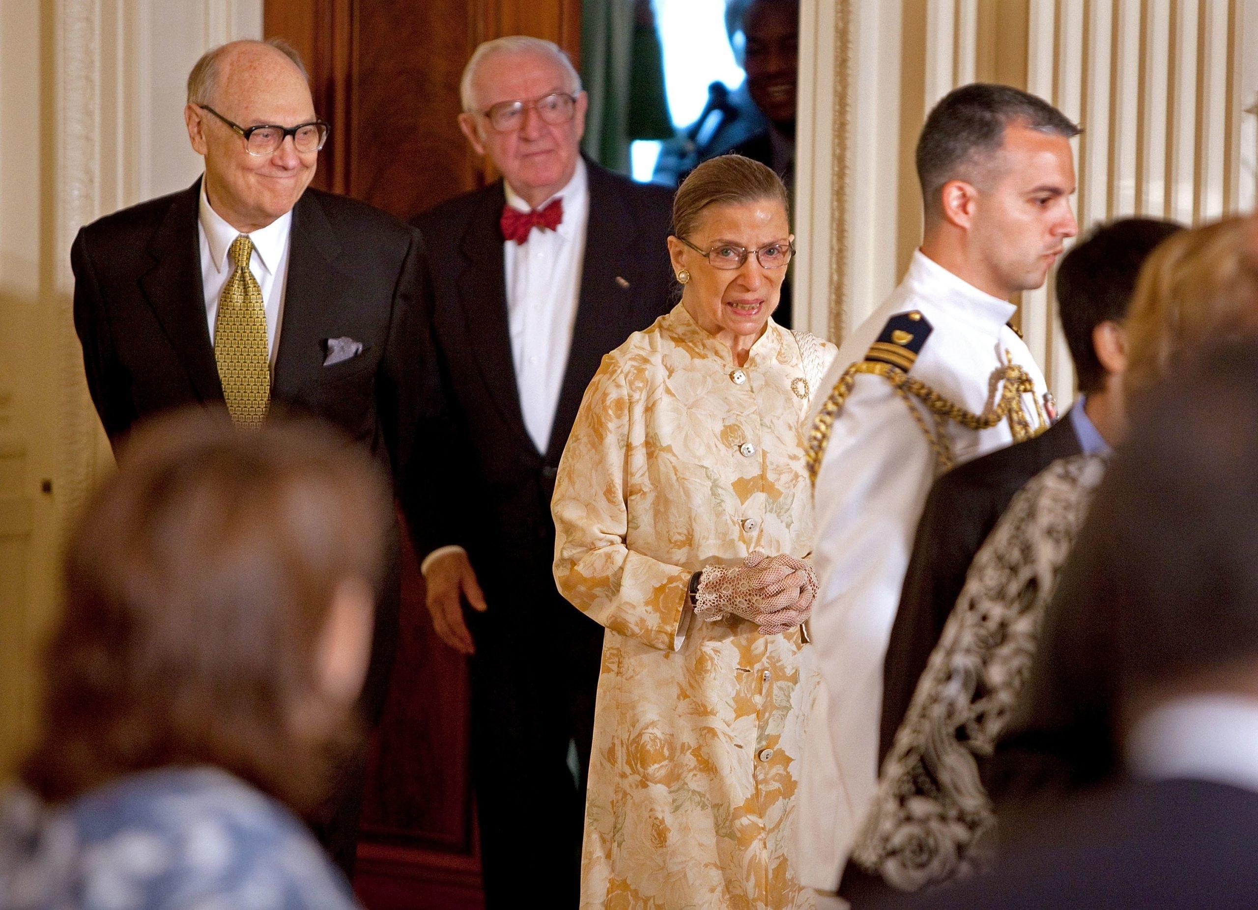 Obama Hosts Reception For New Supreme Court Justice Sonia Sotomayor