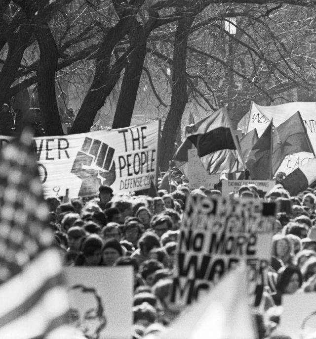 Moratorium March On Washington
