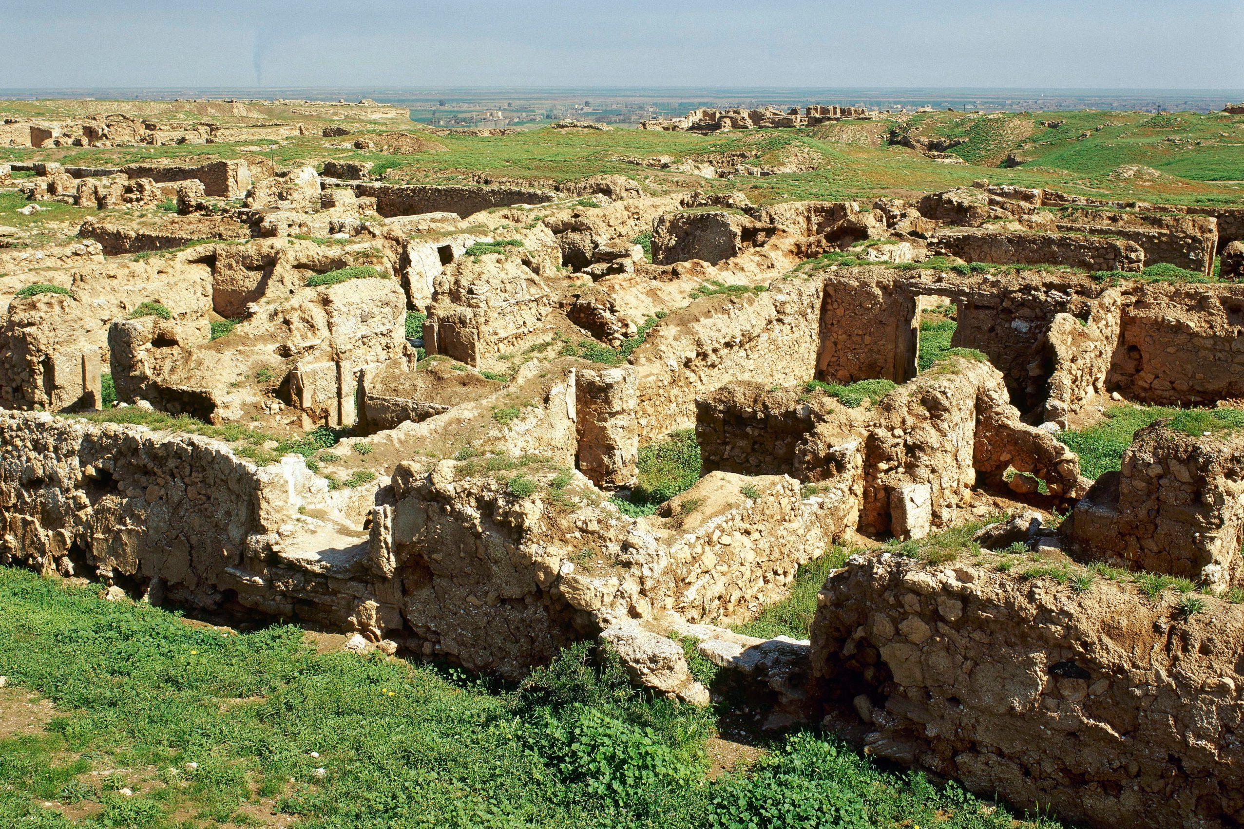 Dura-Europos, Hellenistic, Parthian and Roman city.