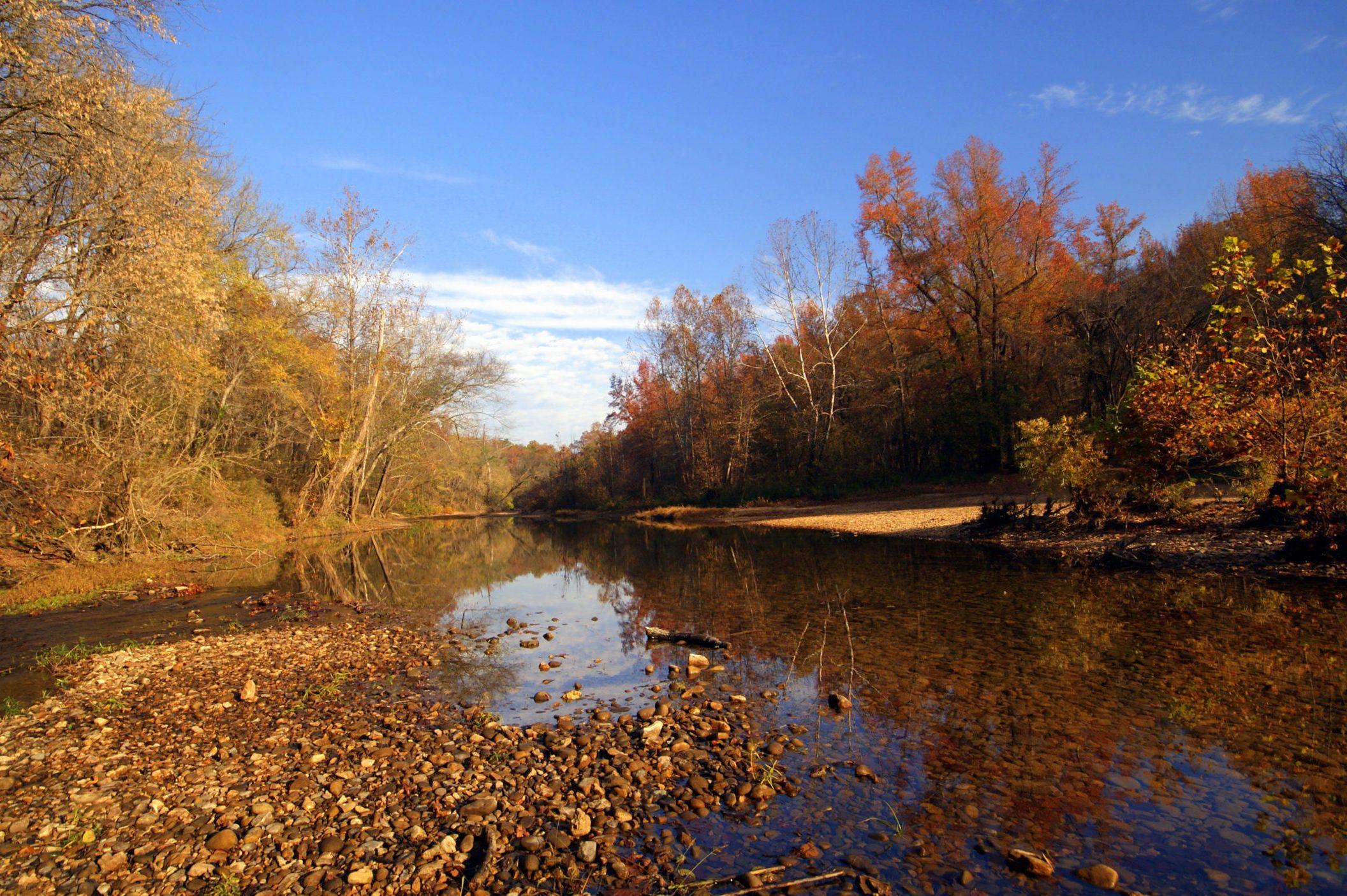 Buffalo River near Jasper, Arkansas
