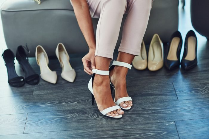 Great shoes complete any outfit