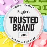 The 2016 Reader's Digest Most Trusted Brands in America