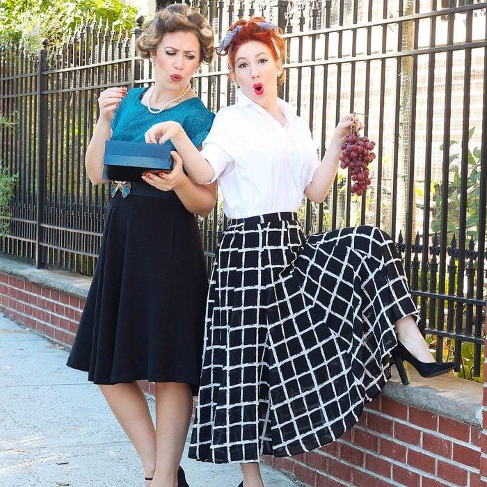 Lucy And Ethel Halloween Costume