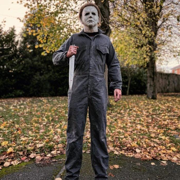 Michael Meyers Halloween Costume
