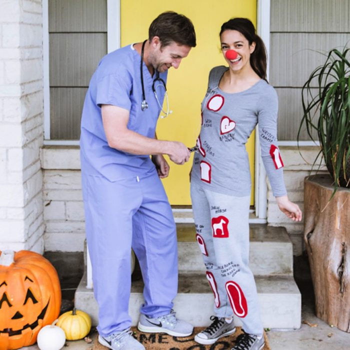Operation Halloween Costume