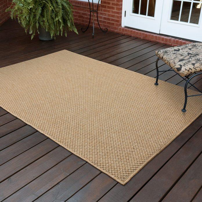 Barksdale Sand Indoor/Outdoor Area Rug
