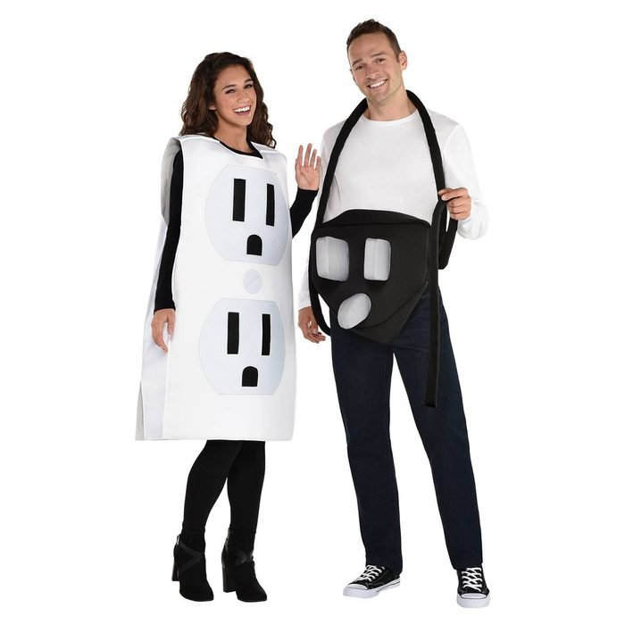 Power Couple Halloween Costume