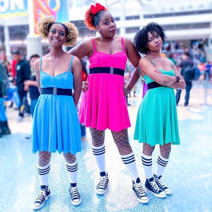 Powerpuff Girls Halloween Costume Erikaenchanted